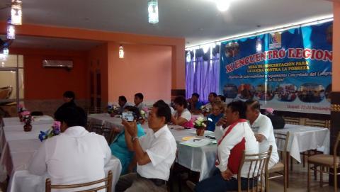 XI Encuentro Regional de Ucayali