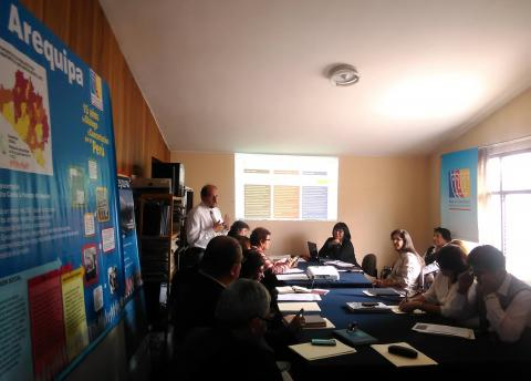 Reunión del Comité Ejecutivo Regional