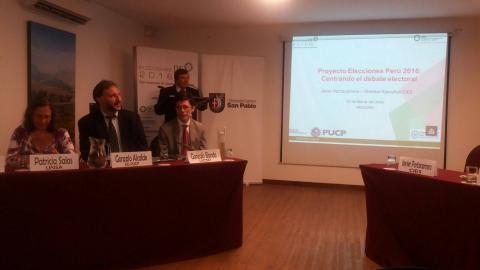Reunión del Consejo Consultivo Regional de Arequipa