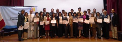 XV Aniversario de instalación de la Mesa de Concertación para la Lucha Contra la Pobreza en la Región Arequipa.
