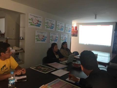 Análisis de los indicadores del Acuerdo por el Cusco, En su Dimensión social