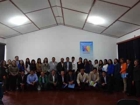 Mesa de Concertación para la Lucha Contra la Pobreza de Amazonas realizará Reunión Ampliada