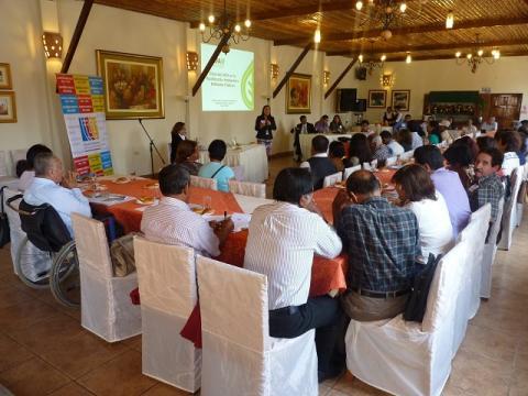 Encuentro Regional de Mesas de Concertación-región Lambayeque