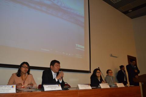 Foro de Análisis de las Políticas de Seguridad Alimentaria y Nutricional y la Ley de Agricultura Familiar.