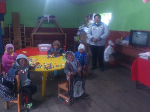 La MCLCP realizó la Campaña de Veeduría a la Instituciones Educativas de nivel inicial y primaria en la región de Puno, en el marco de la Campaña del Buen Inicio del Año Escolar