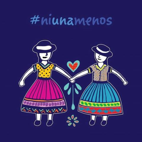 La MCLCP Cusco,  se sumó a la organización de la Marcha Ni Una menos en la región Cusco.