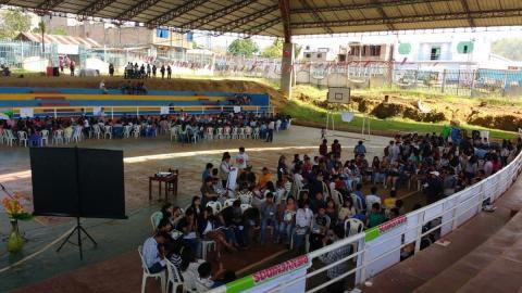 Mesa Regional de Junín participó en III Congreso y II Encuentro Intercultural de la Juventud de la Mancomunidad Regional de los Andes