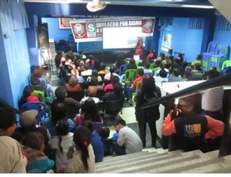 """Jornada Informativa """"No a la violencia familiar"""" en Salas - Guadalupe"""