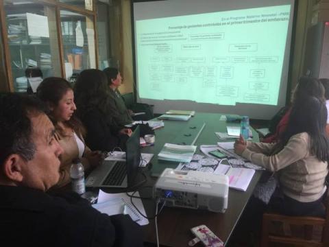 Comisión de Seguimiento Concertado a los Programas Presupuestales PAN y PMN
