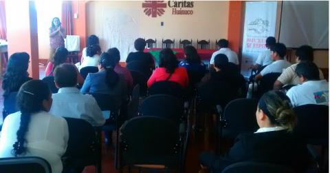 """Los días 20, 21 y 22 de octubre; delegaciones de Loreto, San Martín, Ucayali y Huánuco se reunieron en un Encuentro Macro Regional Selva 2016 – """"Para que no se Repita"""""""