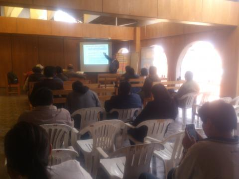 La MCLCP participa en el proceso de actualización del Plan de Desarrollo Concertado de la provincia de Puno al 2021.