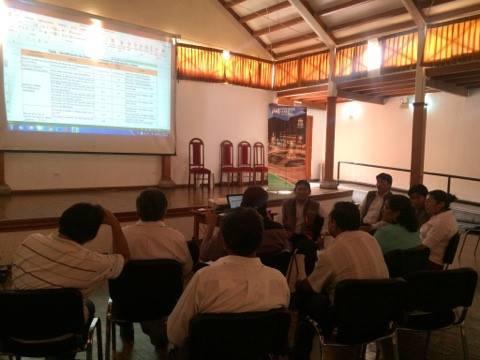 Quinto taller de actualización del Plan de Desarrollo Concertado Local