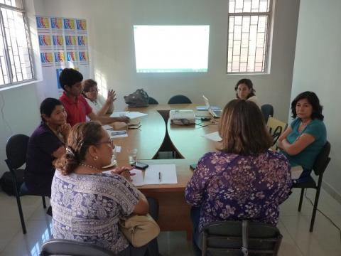 Comisión del CER-MCLCP-Lambayeque se reunió para plantear principales líneas de trabajo de la MCLCP en el 2017