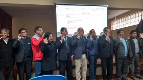 Elecciones Junta Directiva COPARE