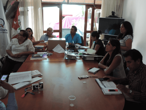 Realizar veeduría en el proceso de compra del Programa Qali Warma en la región Ica