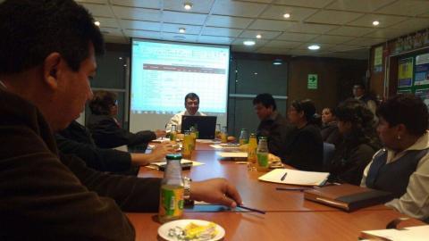 Comité Regional Multisectorial para la Promoción, Seguimiento y Monitoreo del Derecho al Nombre e Identidad