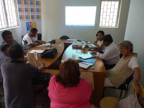 Grupo de Seguimiento a la Agenda de Desarrollo Rural inició su labor 2017