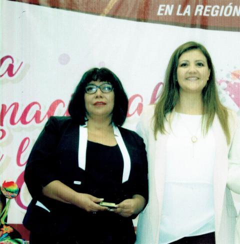 Se realiza homenaje en el marco de la conmemoración del Día Internacional de la Mujer