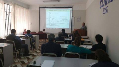 I Reunión del Comité de Coordinación Intersectorial de Estadística de la Región Arequipa