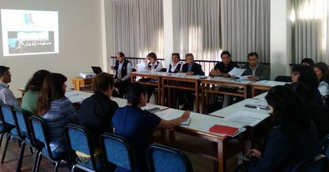 I Reunión 2017 del Comité Ejecutivo Regional.