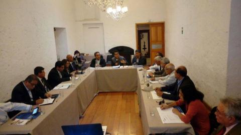 """Taller """"Análisis de los Conflictos Sociales y Proceso de Diálogo en la Región Arequipa"""""""