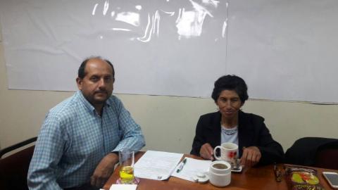 Reunión de coordinación CBIAE