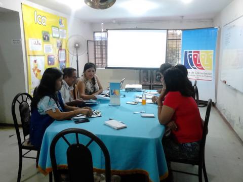Organizan iniciativas para la Reducción de la Anemia y Desnutrición Crónica Infantil en Ica