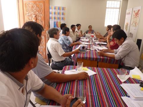 Comité Ejecutivo Regional-MCLCP-Lambayeque realizó segunda reunión extraordinaria por emergencia regional