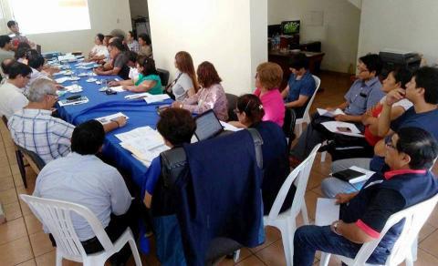 Reunión del Comité Ejecutivo de la MCLCP Región Lima acuerda apoyar a acciones en la organización local y regional para atención oportuna de las emergencias a través del COER