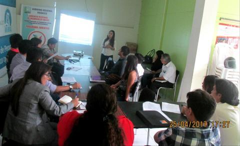 Convocan a reunión multisectorial con la finalidad de congregar aliados estratégicos a favor de la juventud