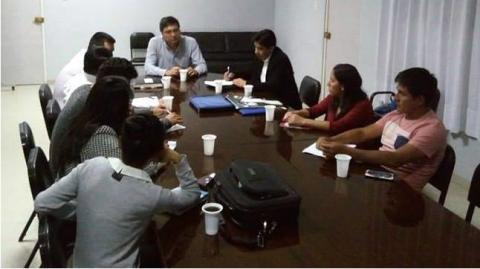 Entidades regionales se reúnen para tratar estrategias de Empleo Juvenil