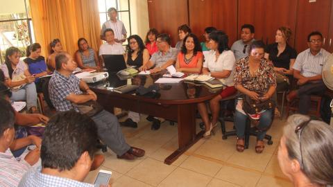 SIREPI de Piura se reúne para trabajar por la primera infancia