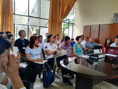 Ayudemos al empadronamiento de damnificados en la Región Piura