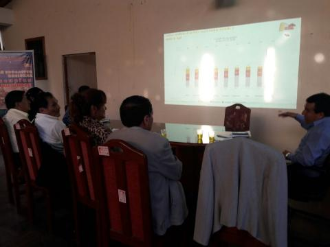 MCLCP Apurímac asiste a reunión para instalación de COPARE