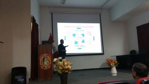 MCLCP Apurímac subraya importancia de la concertación en reunión multisectorial sobre el tema hídrico convocada por Universidad Jose Maria Arguedas