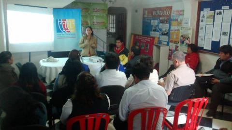 Reunión ordinaria Temática Grupo Iniciativa por la Infancia y la Adolescencia.
