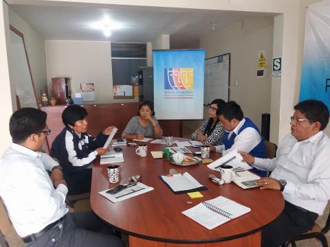 Seguimiento Concertado a las políticas públicas de salud referidas a casos de VIH sida en la región Moquegua