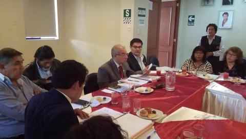 Consejo Regional de Salud de Arequipa