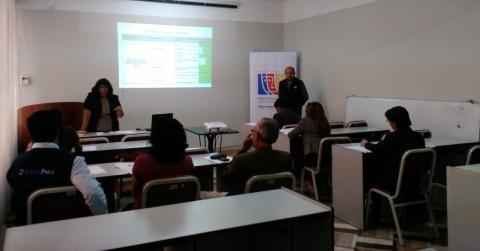 Reunión del Comité Ejecutivo Regional de la MCLCP Arequipa
