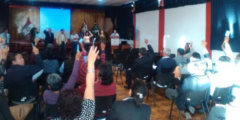 1ra Reunión-Taller del Proceso de Presupuesto Participativo Regional 2018