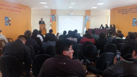 El COPARE se instaló con la participación de las UGELs y sociedad civil
