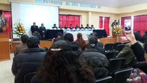 UGEL Juliaca se reunió para concertar compromisos para mejorar los aprendizajes