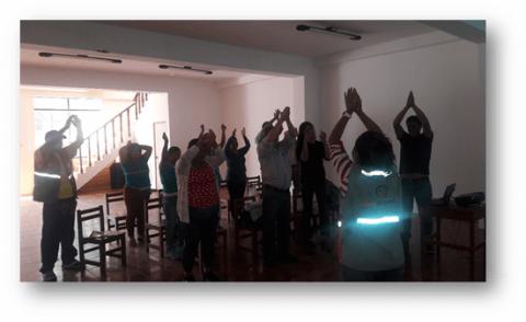 Jornada de capacitación sobre la implementación del Programa Qali Warma en el distrito de Huáncano