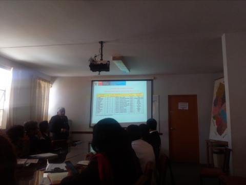Consejo Regional de Salud informa sobre situación de muertes maternas en la región Puno.