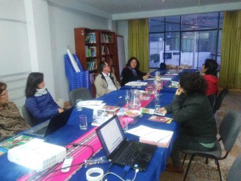 MCLCP Apurímac inicia proceso de Seguimiento Concertado en Violencia hacía Mujeres