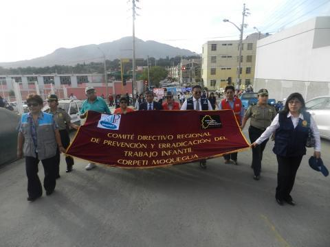 699 niños, niñas y adolescentes entre 6 y 18 años trabajan en la provincia Mariscal Nieto de Moquegua