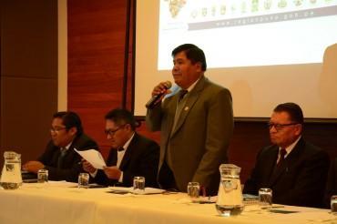 MCLCP regional participa en la formalización de acuerdos del presupuesto participativo del Gobierno Regional