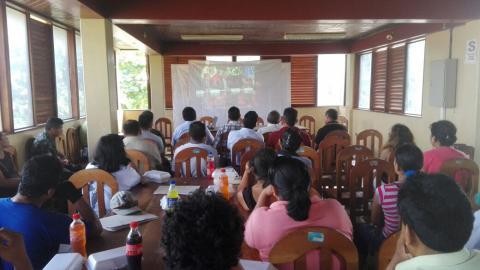 Eligen coordinador de la Mesa de Concertación Para la Lucha Contra La Pobreza distrital de Sepahua, provincia de Atalaya