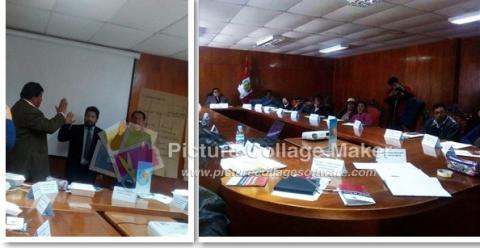 MCLCP de Azángaro de la región Puno elige a nuevo Coordinador Provincial para el periodo 2017-2019