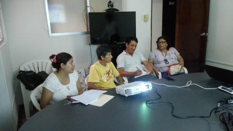 MCLCP de Tumbes y comité de transparencia y vigilancia ciudadana coordinan acciones de veeduría a la asistencia alimentaria a damnificados por el Niño Costero